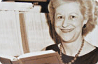 Source: Photograph of Marylyn Mayo. Davis Law Library Special Collections.